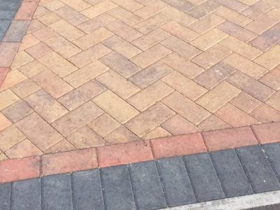 Block Paving in Allhallows