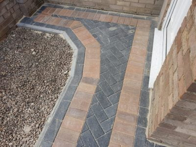 Block Paving in Hadleigh