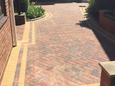 Block Paving in Purleigh