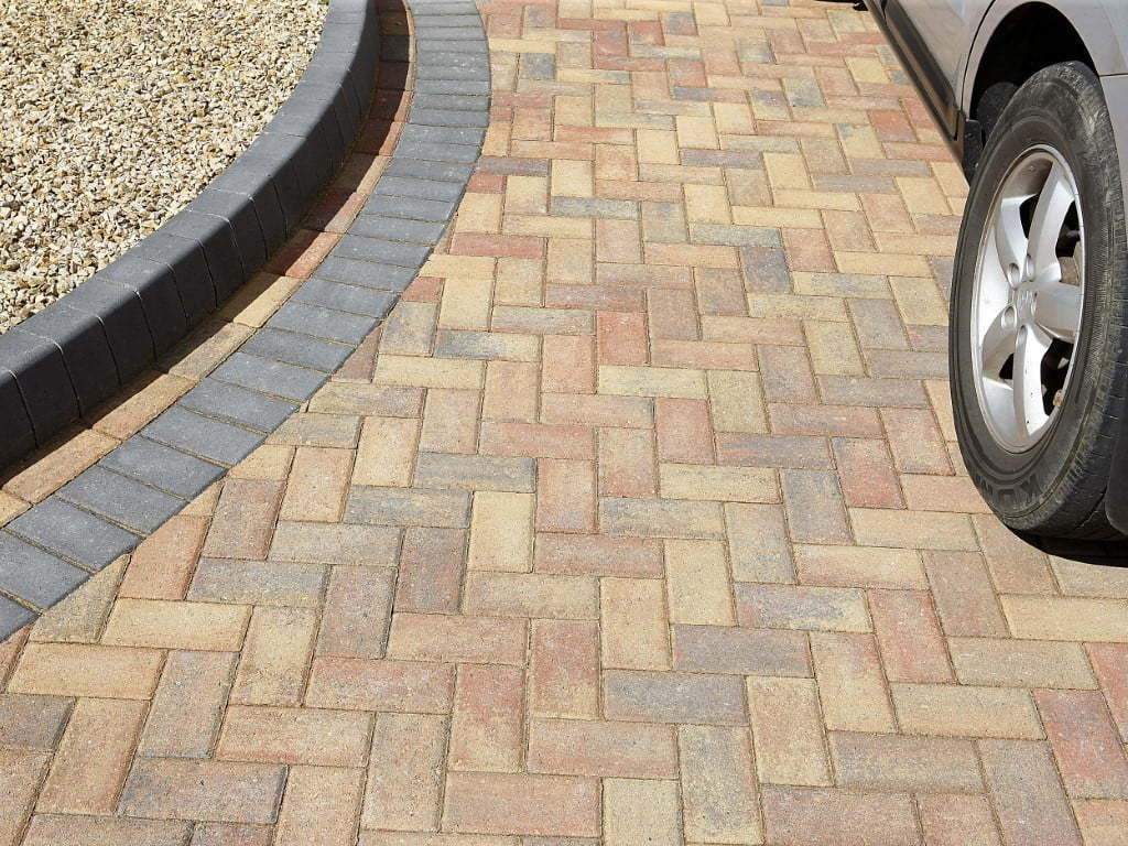 Block Paving By Marshalls