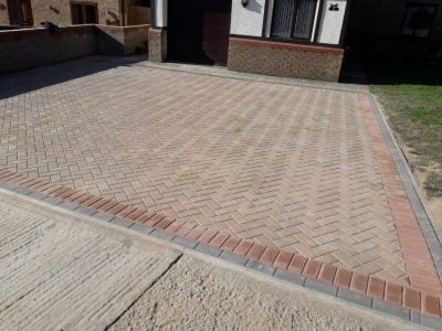 Block Paving Driveways in Bicknacre