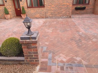 Block Paving Driveways in Brentwood