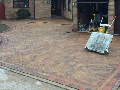 Block Paving Driveways in Gravesend