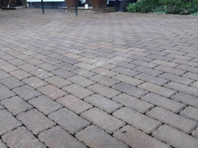Block Paving Driveways in Hadleigh
