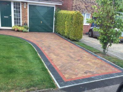 Block Paving Driveways in Latchingdon