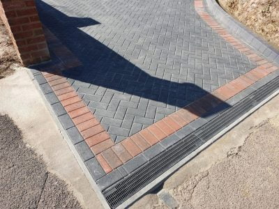 Block Paving Driveways in Rawreth