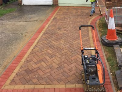 Block Paving Driveways in Rochester