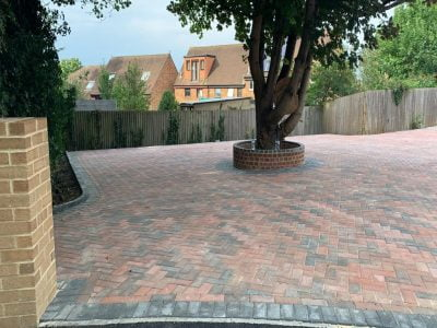 Block Paving Driveways in West Horndon