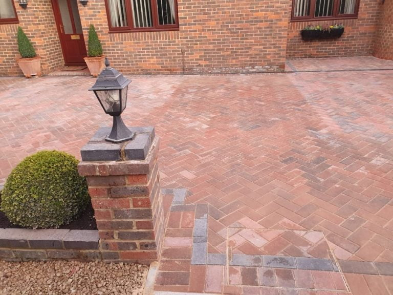 Driveway and Patio Services Bicknacre