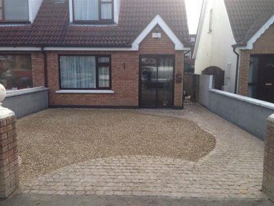 Gravel Driveways in Basildon
