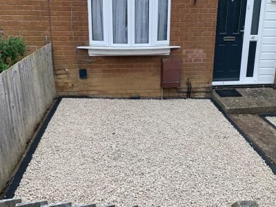 Gravel Driveways in Chelmsford