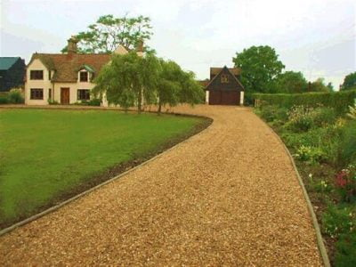Gravel Driveways in Hadleigh