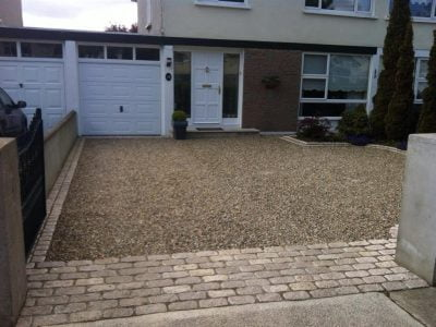 Gravel Driveways in Hockley