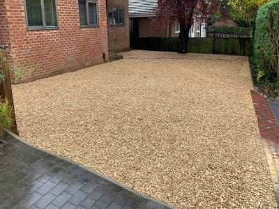 Gravel Driveways in Pitsea