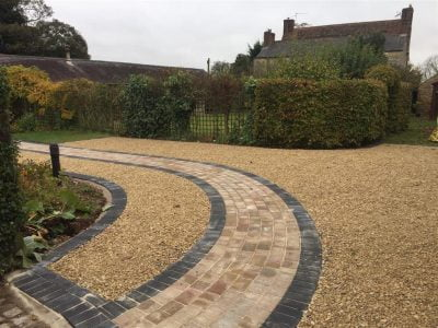 Gravel Driveways in Rayleigh