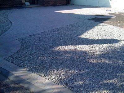 Gravel Stone Driveway Installation in Rochford