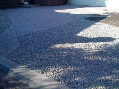 Gravel Driveways in Southchurch