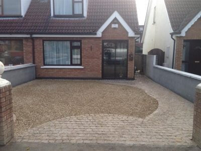 Gravel Driveways in Tilbury