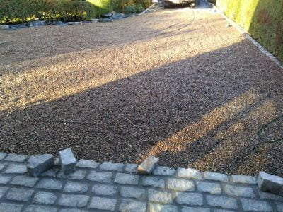 Gravel Driveways in West Horndon