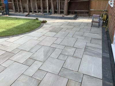 Patio Installers Essex