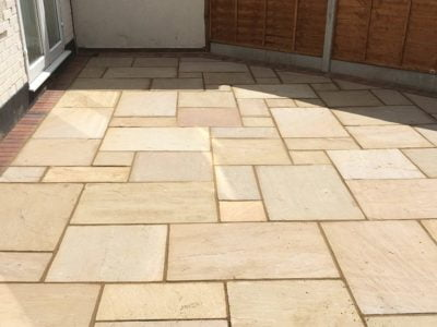 Patio Installers in Ashingdon