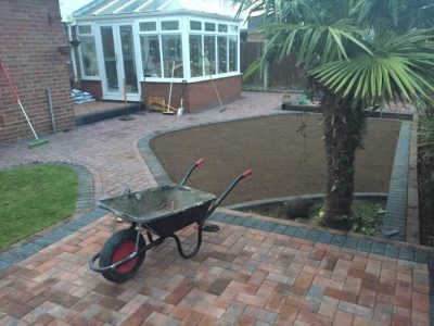 Patio Installers in Cliffe