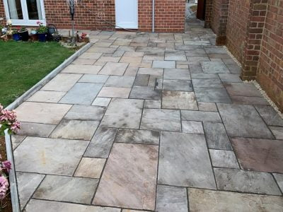 Patio Installers in Gravesend