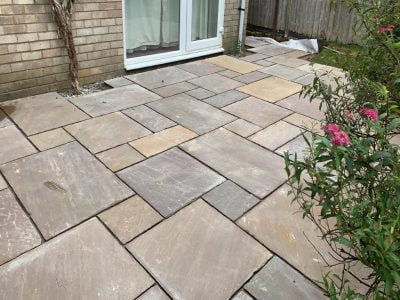Patio Installers in Great Wakering
