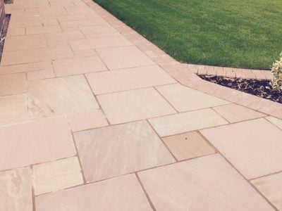 Patio Installers in Hadleigh
