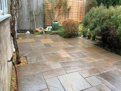 Patio Installers in Laindon