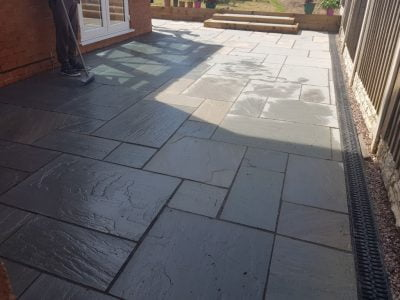 Patio Installers in Leigh-on-Sea