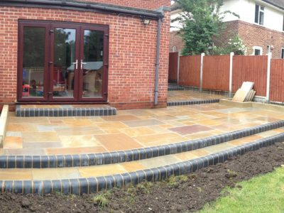 Patio Installers in Rochester