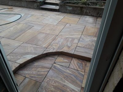 Patio Installers in Shoeburyness