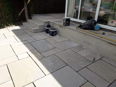 Patio Installers in Stock