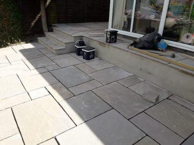Patio Installers in Tilbury