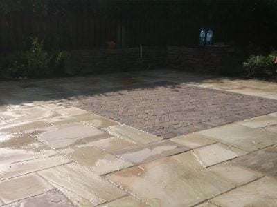 Patio Installers in West Horndon