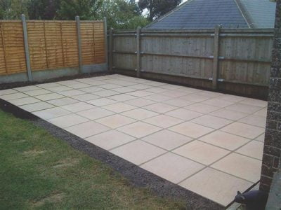 Patio Installers in Writtle