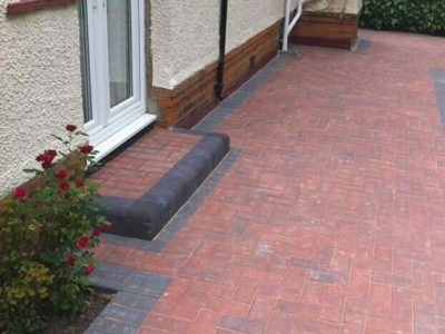 Paving Installation in Pitsea