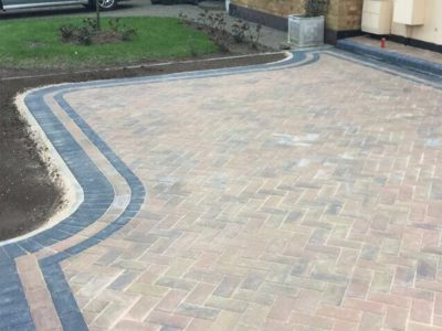 Paving Installation in Stock
