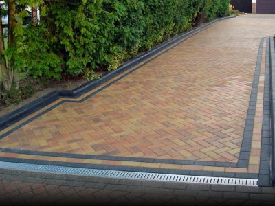 Paving Installation in Witham