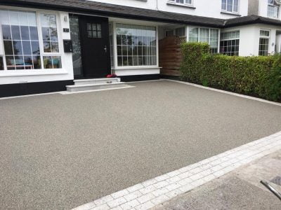 Resin Driveway Installation in Allhallows