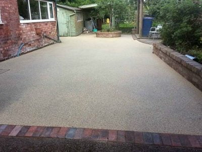 Resin Driveways in Barling