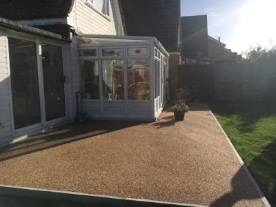Resin Driveways in Canewdon