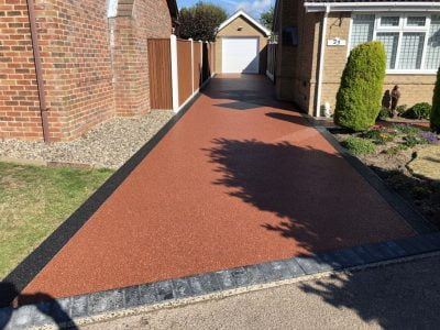 Resin Driveways in Cliffe