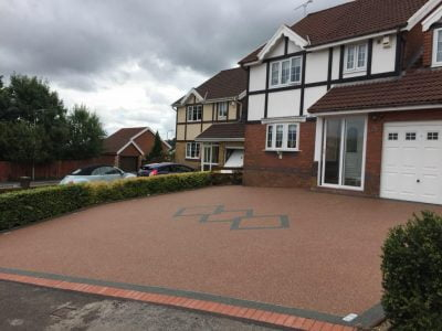 Resin Driveways in East Tilbury