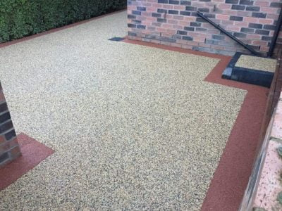 Resin Driveways in Hullbridge