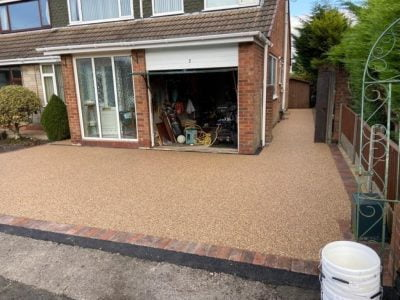 Resin Driveways in Ingrave