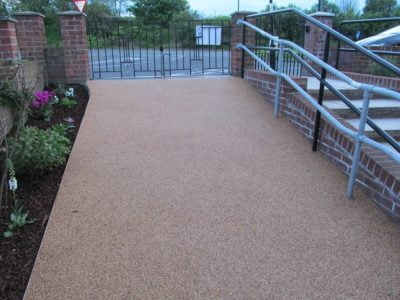 Resin Driveways in Langdon Hills