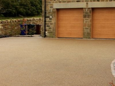 Resin Driveways in Purleigh