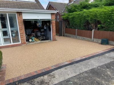 Resin Driveways in West Horndon